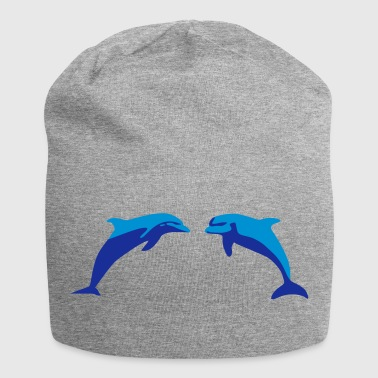 Dolphins, Dolphin - Jersey Beanie