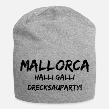 Quote quotes MALLORCA DRECKSAUPARTY quotes - Beanie