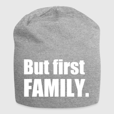 Family - Jersey Beanie