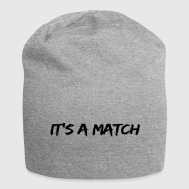 Match IT'S A MATCH - Jersey Beanie
