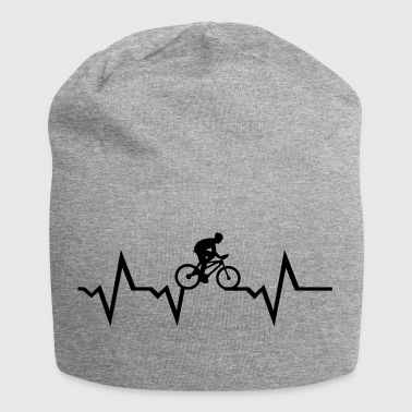 Cyclist & Heartbeat, cycling - Jersey-Beanie
