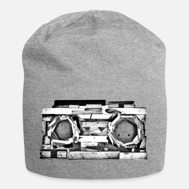 Boombox BOOMBOX - Beanie in jersey