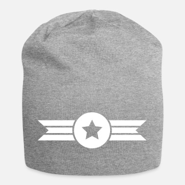 flying star - Jersey Beanie