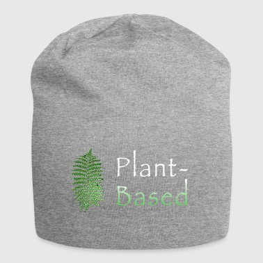 Plant-Based - Jersey Beanie