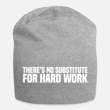 Worker Hard Work - Bonnet en jersey