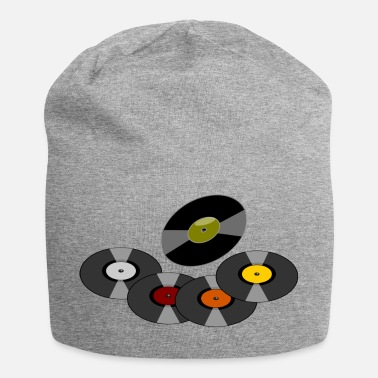Record Label records - Jersey Beanie
