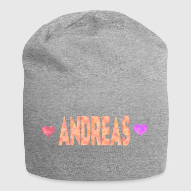 Andreas - Jersey-Beanie