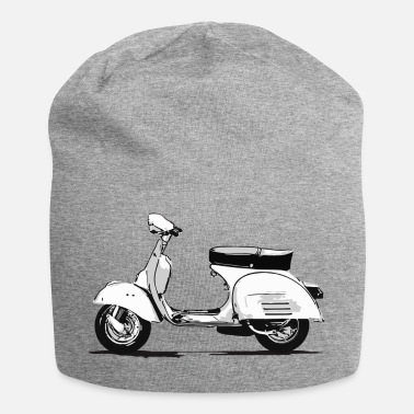 Scooter scooter - Jersey Beanie