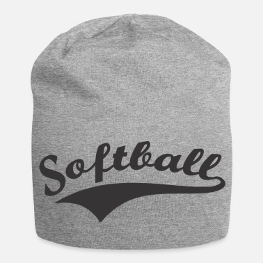 Softball Softball - Beanie in jersey