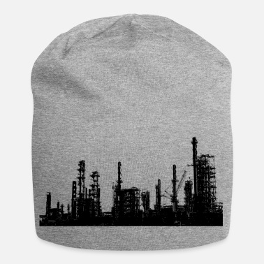 Industry Oil refinery industry - Beanie