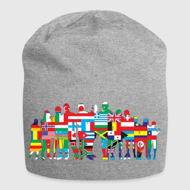 Nations - Jersey Beanie
