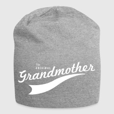 Org Grandmother - Jersey Beanie