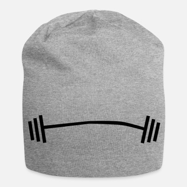 Weight mass - Jersey Beanie