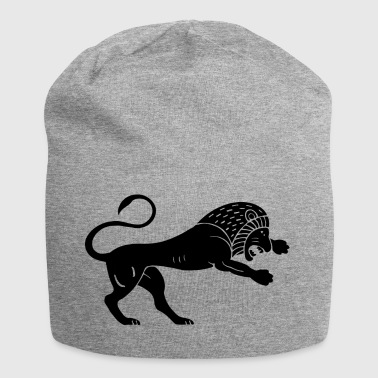 Ancient lion - Jersey Beanie