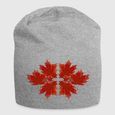 Autumn Foliage - autumn leaves Autumn autumnal - Jersey Beanie