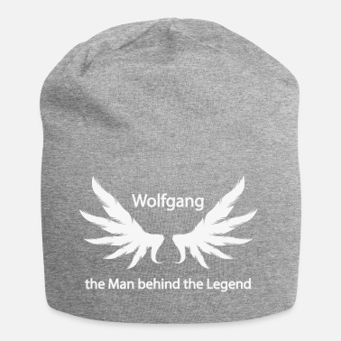 Wolfgang Wolfgang the Man behind the Legend - Jersey Beanie
