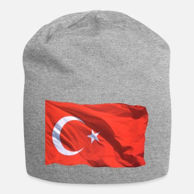 Turquie Turquie Drapeau Turquie Turquie - Bonnet en jersey