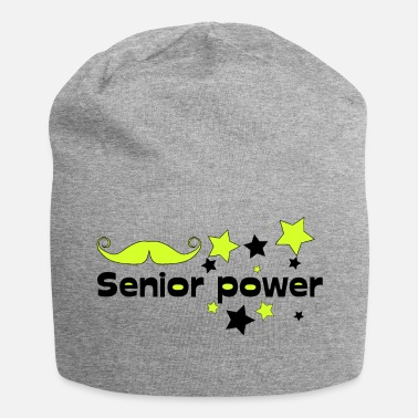 Senior Senior power! Senioren Stolz - Beanie