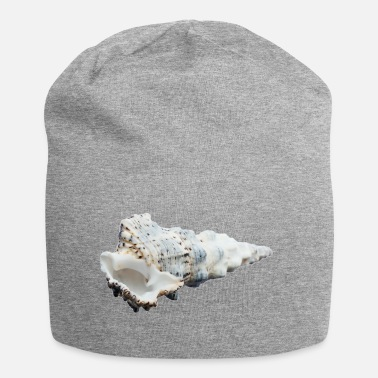Reminder A shell that reminds of the holiday - Jersey Beanie