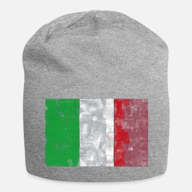 Italiano Bandiera italiana Bandiera italiana - Beanie in jersey
