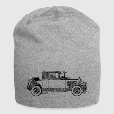 automobile - Bonnet en jersey
