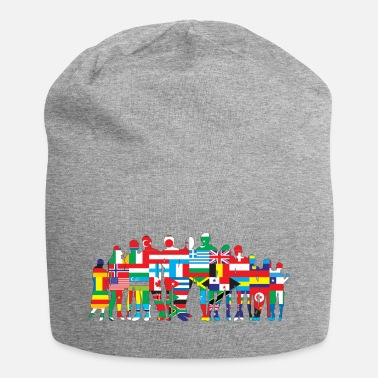 Community World Community - Jersey-Beanie