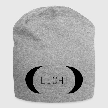 Black Light (Light) - Jersey Beanie