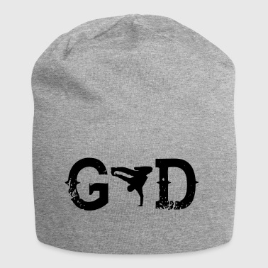 Legend Gott god breakdance bboy breakin - Jersey-Beanie