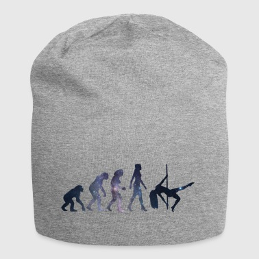 Poledance Poledance Evolution of Woman Universe - Jersey Beanie