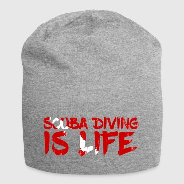 Diving / Diving: Scuba Diving Is Life - Jersey Beanie
