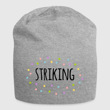 striking - Jersey Beanie