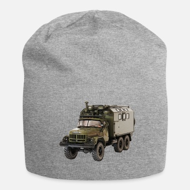 Cccp ZIL 131 Russian military truck of the NVA - Jersey Beanie