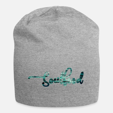 Soul soul Food - Beanie in jersey