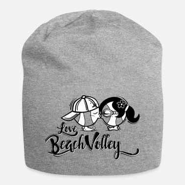 Volley Beach Volley - Gorro holgado de tela de jersey