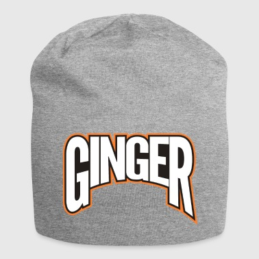 Ginger! Proud Ginger! - Jersey Beanie