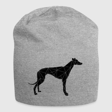 greyhound - Jersey Beanie