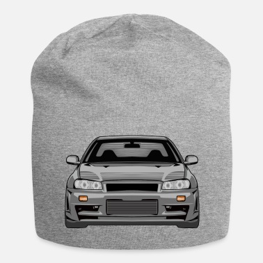 Nissan legends never die skyline r34 gtr - Jersey-Beanie
