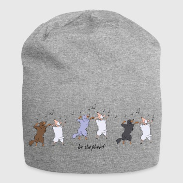 Shepherds and Sheep - Jersey Beanie