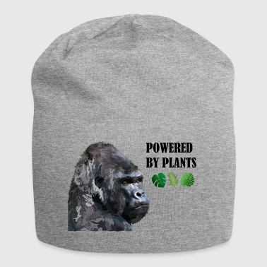 Power Plant Powered by Plants - Jersey Beanie