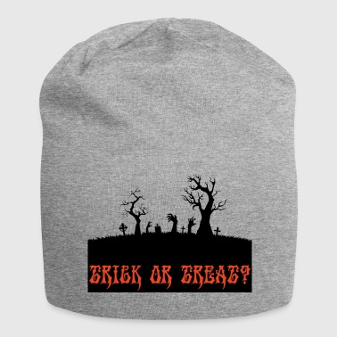 Halloween: Trick or Treat? - Jersey-Beanie