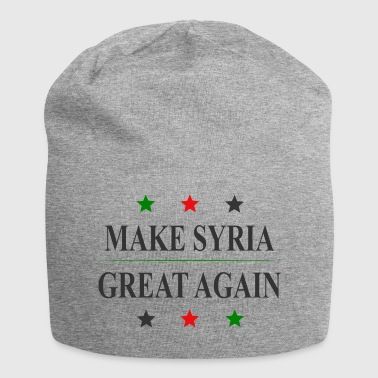 Make Syria Great Again - Jersey Beanie