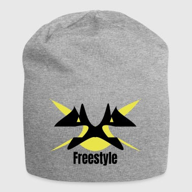 Freestyle - Beanie in jersey