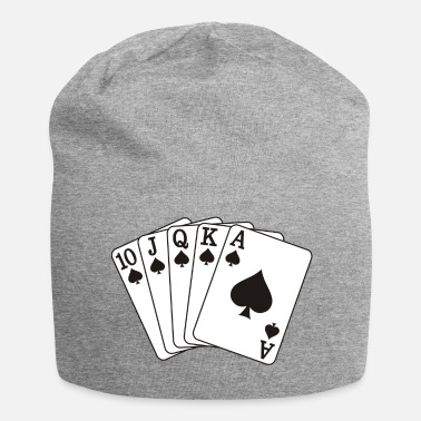 Royal Flush Royal Flush - Beanie in jersey