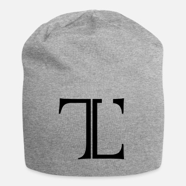 Tlc Logo original intemporel - Bonnet en jersey