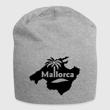 Holiday Island Mallorca Balearic Islands Spain palm holiday island holiday - Jersey Beanie