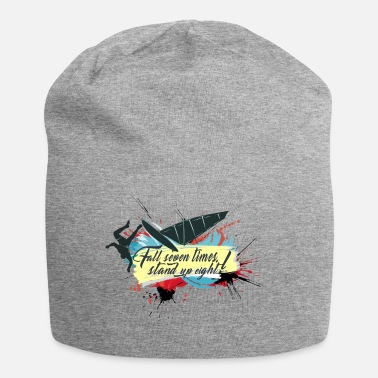 Surfeuse surfeur - Bonnet en jersey