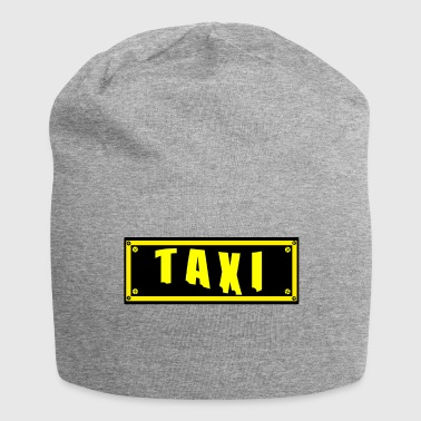 taxi - Jersey Beanie