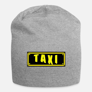 Taxi Taxi - Jersey-Beanie