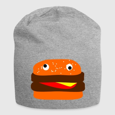 Crazy Burger! Hamburger Hamburger Hamburger Hamburger - Jersey-Beanie