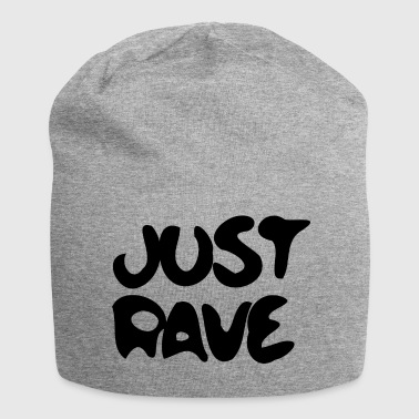 Rave rTechno Raver Just Rave - Jersey-Beanie